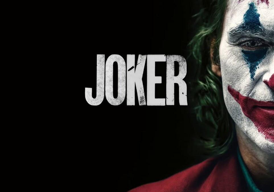 Joker film kapak fotoğrafı