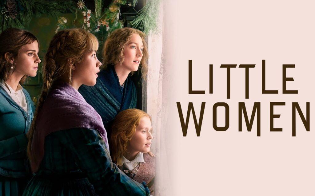 little women film kapak fotoğrafı