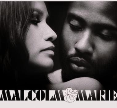 MALCOLM & MARIE film kapak fotoğrafı