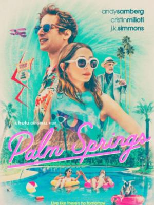 PALM SPRINGS film kapak fotoğrafı